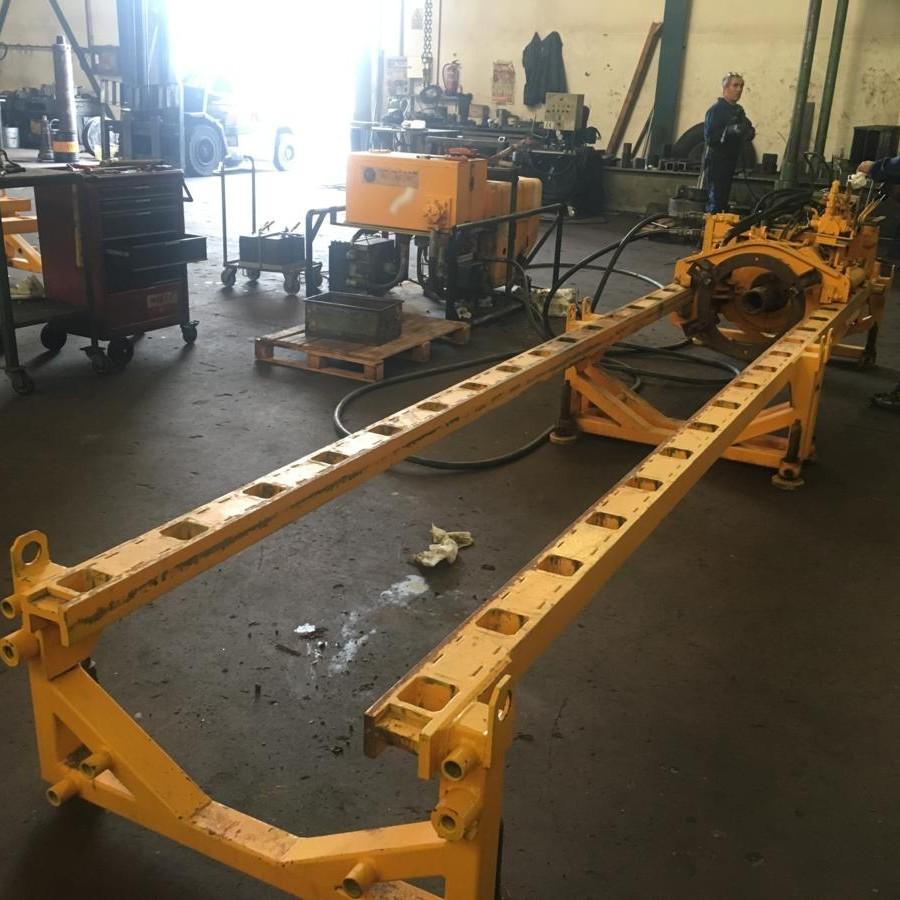 Horizontal drilling Perforator PBA 38