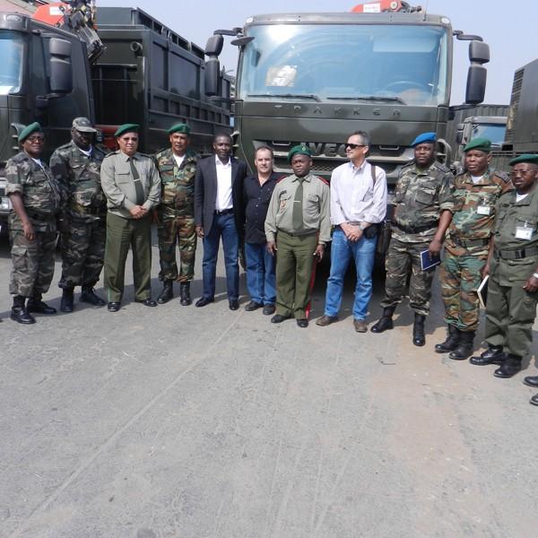 """Contrato """"llave en mano"""" con Mauritania"""